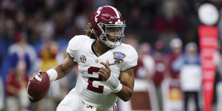 Potential Jalen Hurts Transfer Fits Include Maryland, Oklahoma, UCLA