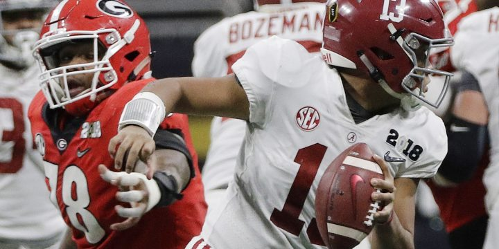 2018 College Football Power Five Conference Championship Games: Previews And Predictions