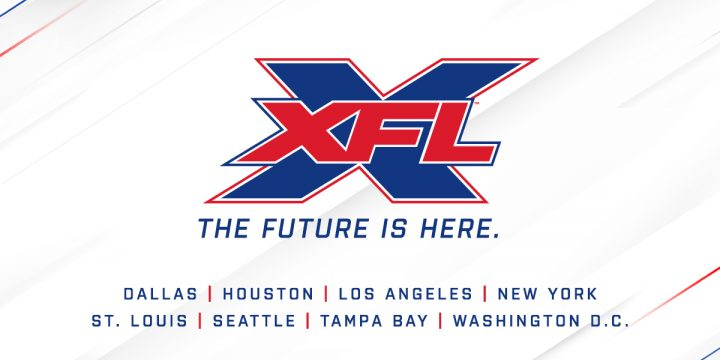 Picking XFL Team Names For All Eight Cities