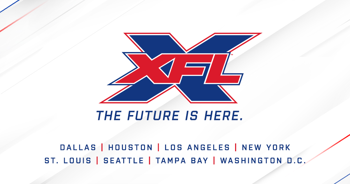Picking XFL Team Names For All Eight Cities White Wolf