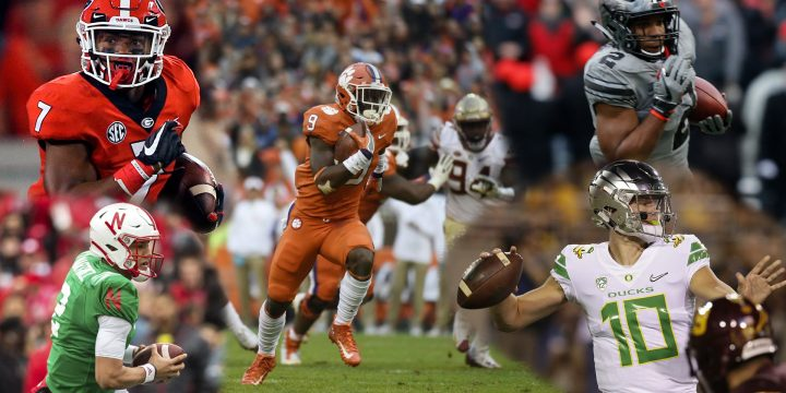 2019 College Football Power Rankings: Pre-CFP