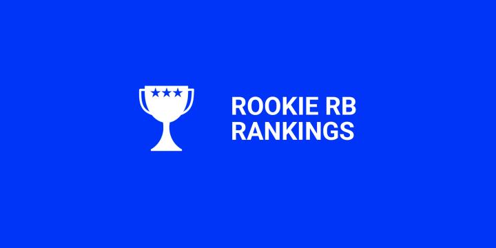 2020 Rookie Running Back Dynasty League Rankings