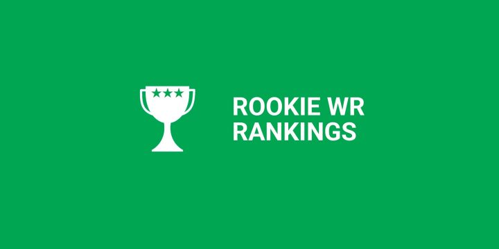 2020 Rookie Wide Receiver Dynasty League Rankings