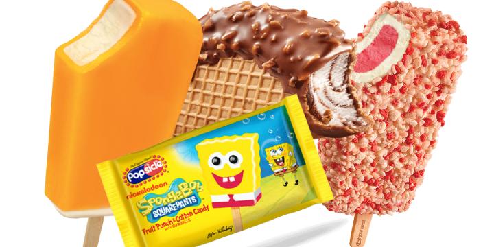Top Ten Tuesday: Best Ice Cream Truck Snacks