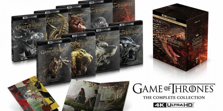 'Game of Thrones: The Complete Collection' In 4K UHD Review