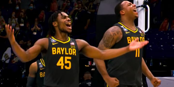 Top Ten Tuesday: 2021 NCAA Tournament Moments
