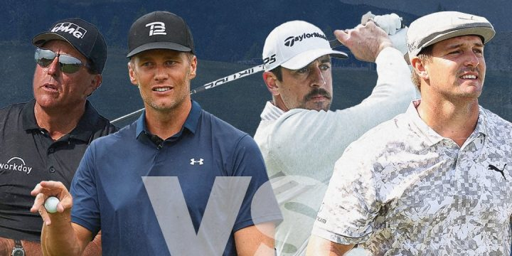 'The Match' Is Back: Tom Brady, Phil Mickelson Facing Aaron Rodgers, Bryson DeChambeau